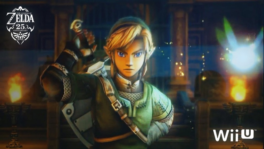 News about Legend of Zelda for  Wii U console